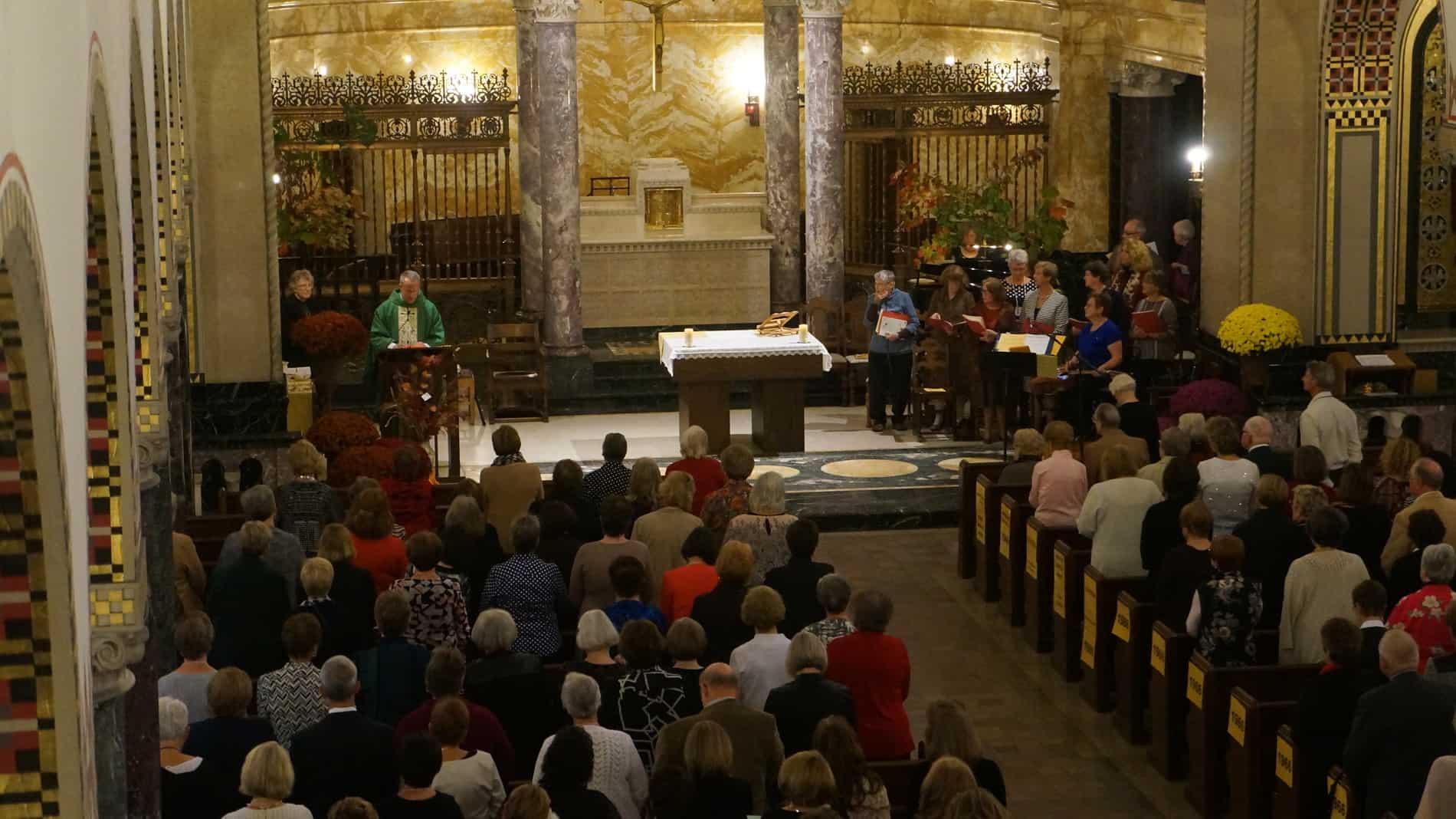 Reunion Mass