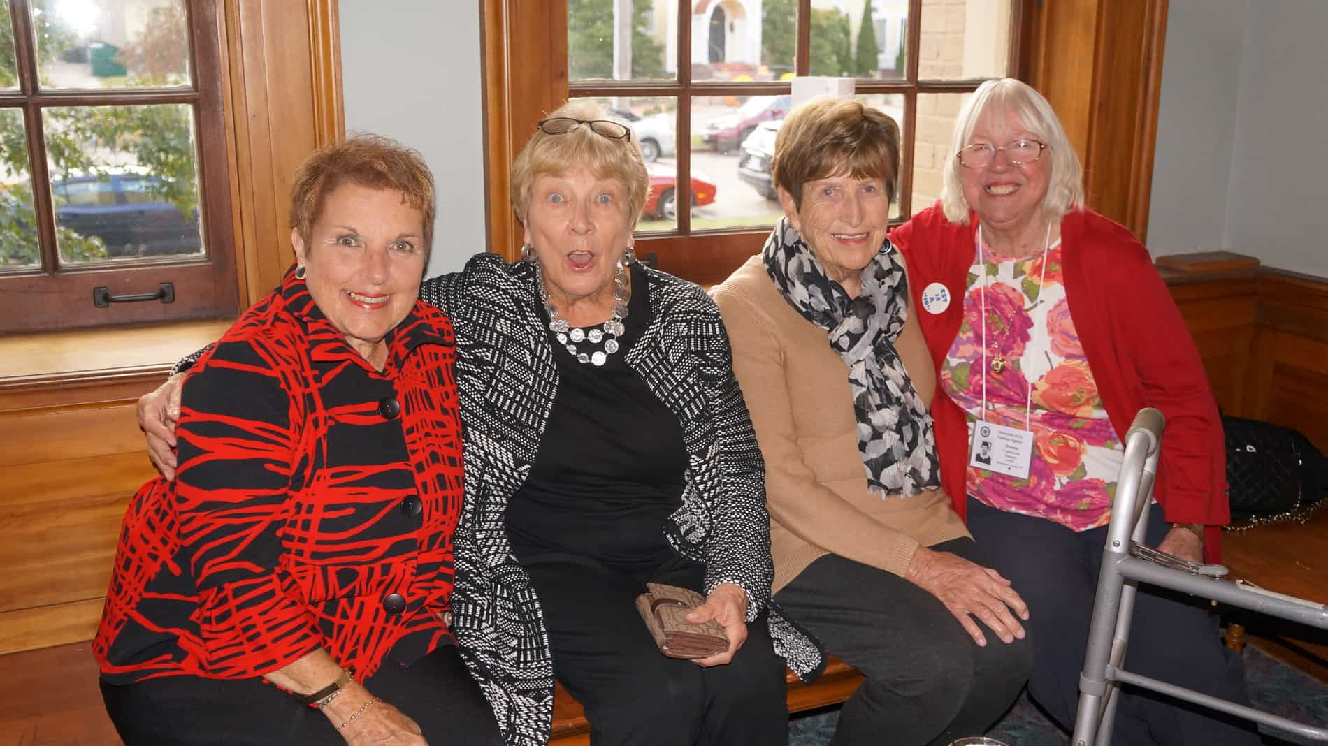 Lovely ladies from Class of 1956