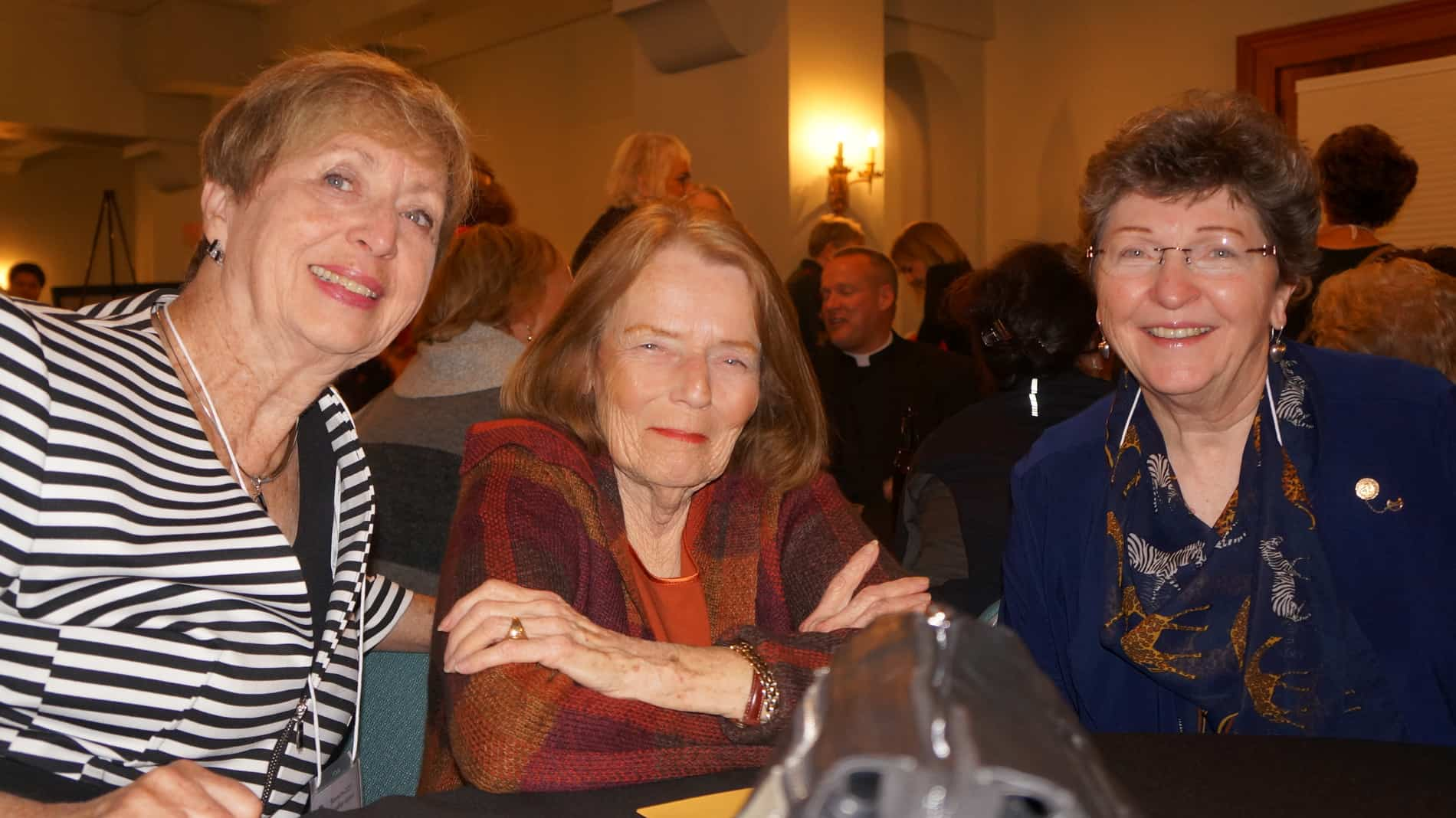 Jean, Mary Ann and Kirsten