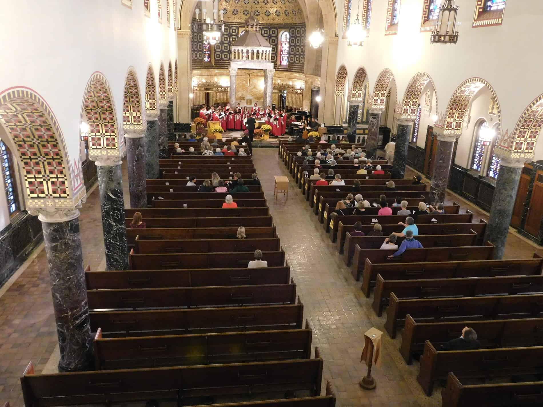 2015 Reunion Mass